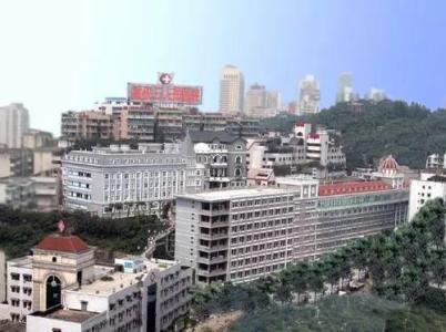 重庆市人民医院(三院院区)
